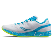 Saucony Womens Freedom ISO Running Shoes Ocean Wave - $60.57 - $70.65