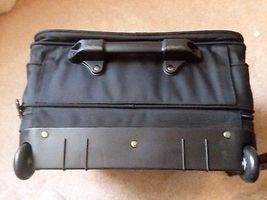 Samsonite Black Mobil Office Rolling Travel Laptop Case image 9