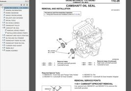 2010-2013 Mitsubishi Outlander Factory Repair Service Manual MSCD-007B-2011 - $15.00