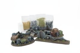 War-Torn City – Urban Battlefield & Basing Scenery Kit - 28mm/Heroic Scale - $19.99