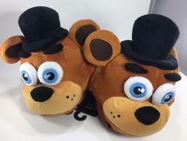 Five Nights At Freddy's Freddy Fazbear Pantoffeln - GRÖSSE L/XL - $19.94