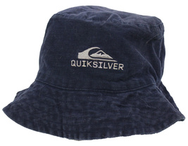 Men's Boonie Hat Reversible Quicksilver Blue Fitted  image 3