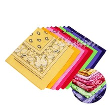 Bandana Paisley Face Cover Mask Scarf 100% Cotton Head Wrap 3, 6,12 Assorted Pcs image 1