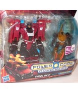 Transformers Powercore Combiners SMOLDER CHOPSTER Complete Figure SEALED... - $22.99