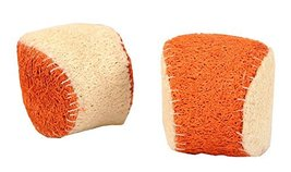 24station Set of 2 Pet Toys Toys for Small Dogs Teeth Cleaning Chew Toys... - £13.46 GBP