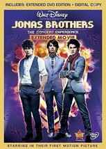 Jonas Brothers: The Concert Experience (Two-Disc Extended Edition) [DVD] - $6.92