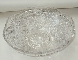 Imperial Hobstar Pattern 7 1/2-inch Footed Bowl - $9.85