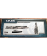 BioWare Mass Effect Alliance Cruiser Ship Replica 2014 NIB SILVER EDITIO... - $39.99