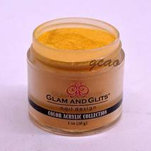 Glam Glits Acrylic Powder 1 oz Hazel CAC321 - $14.02