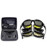 Daisy C5 Polarized Army Goggles Sunglasses Men Military Tactical War Sun... - $19.75+
