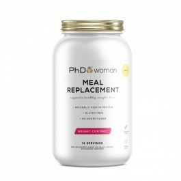 PhD - Woman - Meal Replacement - Strawberry Delight - 770g