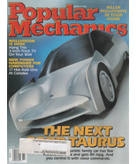 Popular Mechanics Magazine March 1996 Wallvision is Here - $2.50