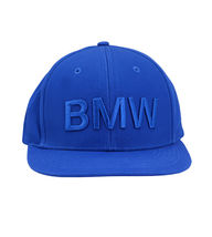 BMW Men's Sport Embroidered Baseball Hat Solid Cotton Strapback Cap BN8A016 image 6