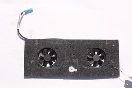2006-2009 W219 MERCEDES BENZ CLS500 SEAT COOLING FAN DUAL R2544 - $39.19