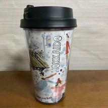 Japan Hokkaido Starbucks Limited Design Tumbler Hokkaido Bland New - $38.09