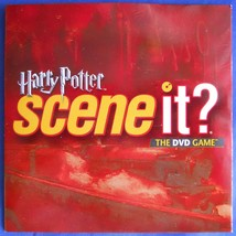 Scene It Harry Potter Replacement Dvd Disk Game Piece Parts 1st. Edition - $7.19