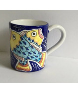 STARBUCKS Coffee Two Fishes Sberna Deruta made in Italy Mug Cup NWT - $17.09