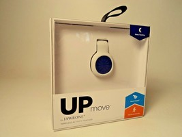 Jawbone UP Move Wireless Activity Tracker Sleep tracking Blue Burst - $19.29