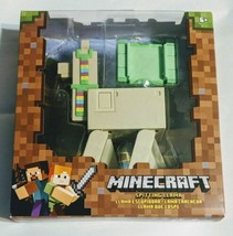 "New in Box Minecraft Spitting Llama 6"" Action Figure  FVG24 Mattel - $15.84"