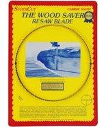 "SuperCut B156.5P58V3 WoodSaver Plus Resaw Bandsaw Blade, 156-1/2"" Long -... - $105.29"