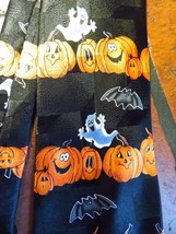 Hallmark HALLOWEEN Tie Pumpkins Ghost Bat - $12.86