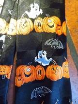 Hallmark HALLOWEEN Tie Pumpkins Ghost Bat - $12.86