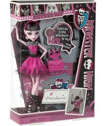 Monster High Picture Day: Draculaura (2012) *Daughter Of Dracula / Brand... - $30.00