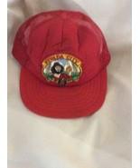 Nevada City Bpew Snap Back Cap Us Navy Pin St Juliens - $5.93