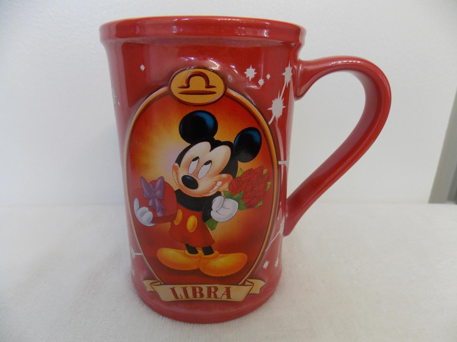 Disney Mickey Mouse Libra Tall Coffee Mug