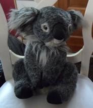 "Vintage Gray Koala Bear GOLF Club COVER by Daphne 12"" - $35.00"