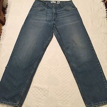 LEVI'S SilverTab Vintage Wash Distressed Jeans (Tag 34 x 34) Actual 34 x 33.5 - $18.95