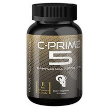Superior Nutrient Partitioner for Lean Muscle Growth | C-Prime 5 by RAM ADVANTAG