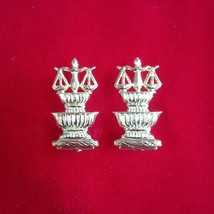 Ministry of Justice Royal Thailand Badge Medal Pin - $9.50