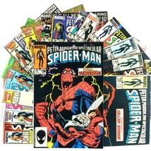 Peter Parker The Spectacular Spider-Man 15 Comic Lot Sabretooth Black Costume  - £29.55 GBP