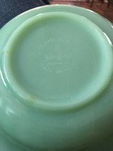 Fireking Jadite Bowl - $35.00