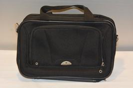 "Samsonite Travel Suitcase Mobility Series Luggage Black 70392 17x12x4"" - $25.52"