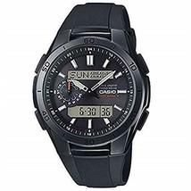 CASIO watch Wave Cepter Solar radio WVA-M650B-1AJF Men's Black w/Trackin... - $150.21 CAD