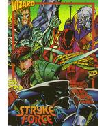 Wizard Card #9 - Stryke Force - $0.99