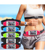 KISSCASE Waterproof Sport Gym Waist Bag Pouch For iPhone 7 Outdoor Phone... - $8.99