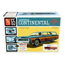 Skill 2 Model Kit 1965 Lincoln Continental 3 in 1 Kit 1/25 Scale Model b... - $54.94