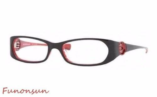 Oakley Women Frame Spontaneous OX1028 22-084 Black Red Eyeglasses 51mm - $96.03