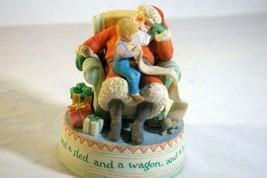 Hallmark 1998 Dreams And Wishes Figurine - $4.84