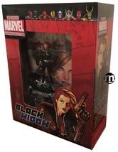 Classic Marvel Figurine Collection Black Widow 1/21 Eaglemoss - $14.00