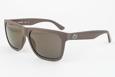 Primary image for LACOSTE Brown / Gray Green Sunglasses L732S 210