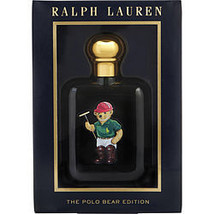 Polo Green Bear By Ralph Lauren Edt Spray 8 Oz (Limited Edition) - $132.00