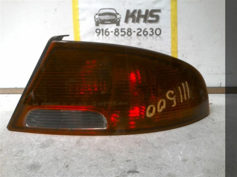Primary image for Passenger Right Tail Light Sedan Fits 01-06 STRATUS 258714