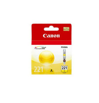 Canon CLI-221 Yellow Ink Cartridge (2949B001) For PIXMA iP3600 iP4600 iP... - $29.65