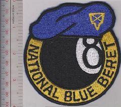 US Civil Air Patrol CAP National Blue Beret US Air Force Auxiliary USAF AUX Patc - $9.99