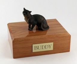 Burmese/Himalayn Cat Figurine Pet Cremation Urn Available 3 Diff Colors ... - $169.99+