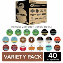 Keurig Coffee Lovers Collection Variety Pack Single Serve Coffee Kcups Sampler - $32.60+